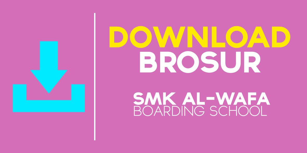 Tombol Download Brosur SMK