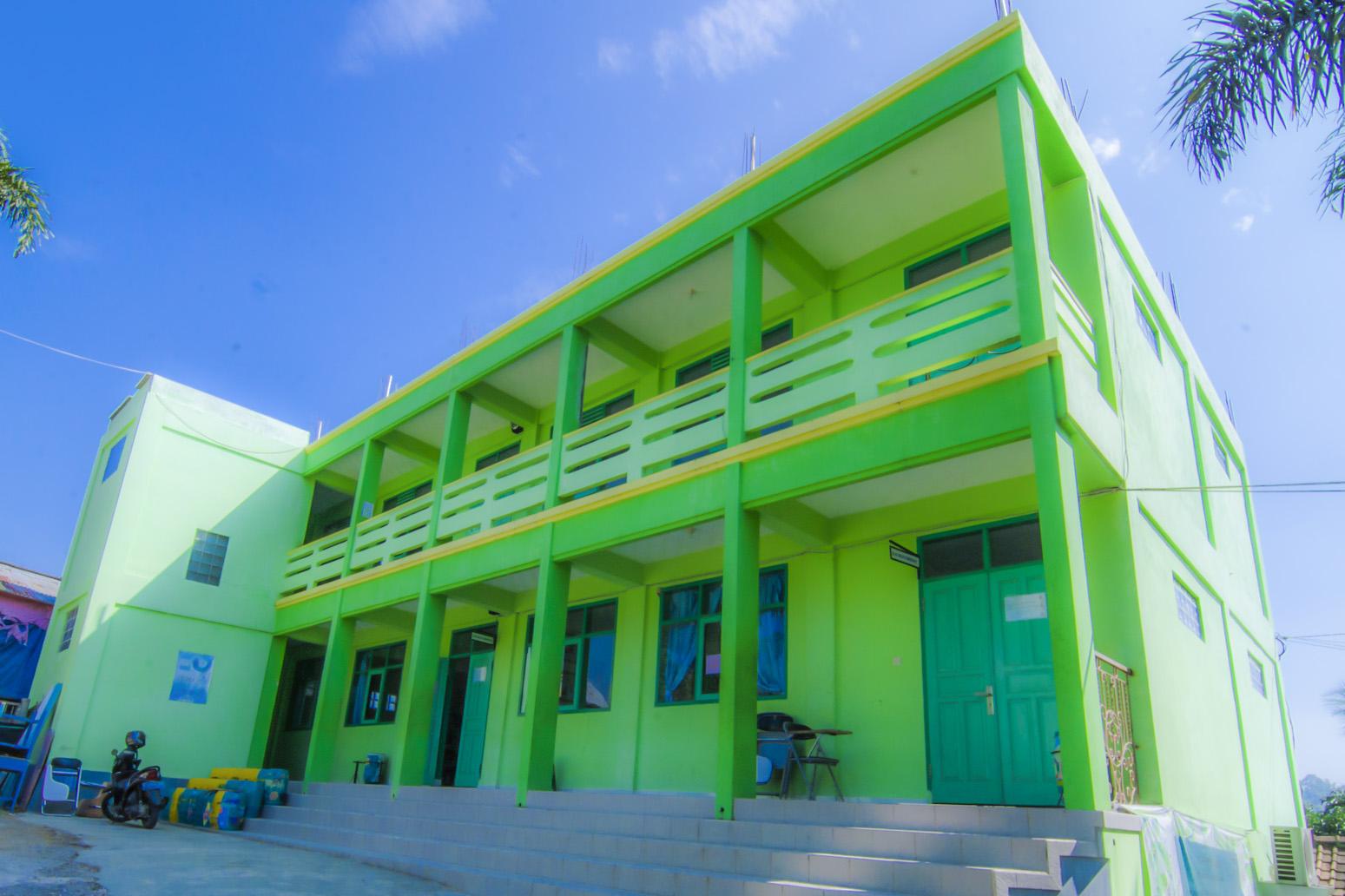 Gedung Kelas SMP
