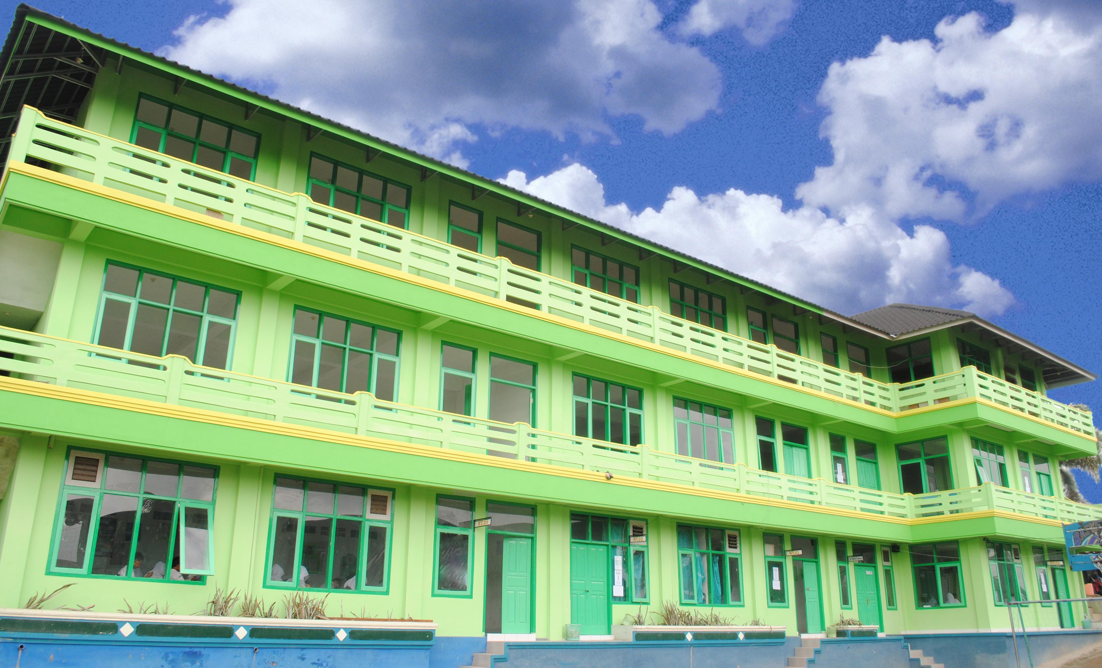 Gedung Kelas