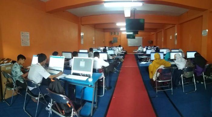 Tes Seleksi Masuk Sekolah Al Wafa