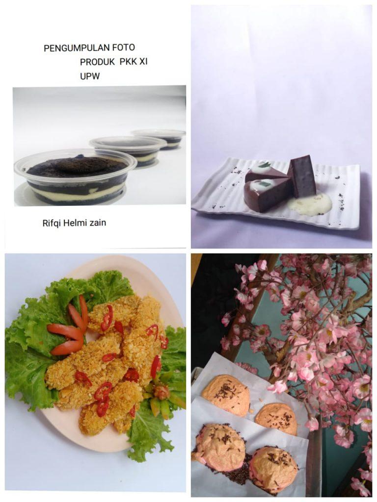 Produk PKK UPW